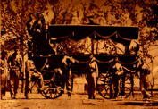 President Lincolns Funeral Hearse